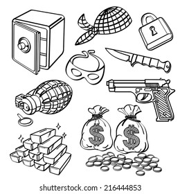 Crime Element Collection