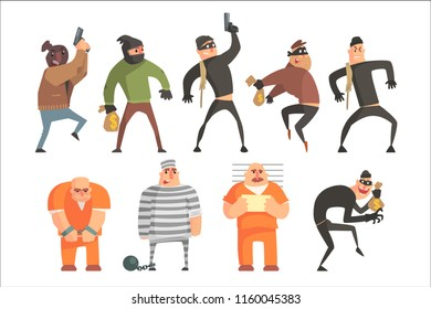 Criminals with character