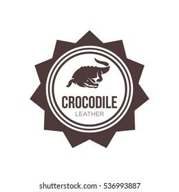 Crocodile logo design