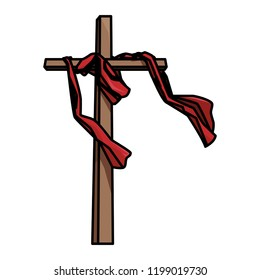 Cross catholic symbol