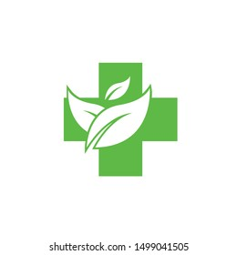 CROSS MEDICAL LOGO VECTOR TEMPLATE ILUSTRATION DESIGN