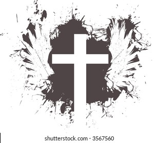 Christian Cross And Wings Images Stock Photos Vectors Shutterstock