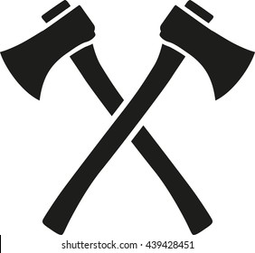 Crossed Axe