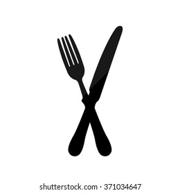 Crossed Fork and Spoon Images, Stock Photos & Vectors ...