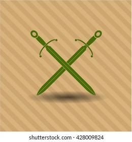 Crossed Swords symbol