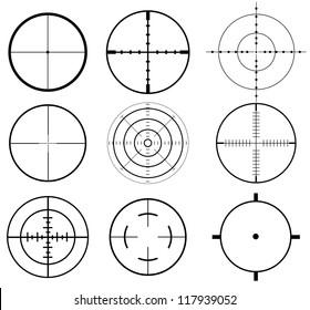 Crosshair set