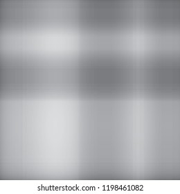 Crossing vertical and horizontal stripes overlap in gradual shaded, gray scale, square texture