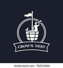 Crow nest logo