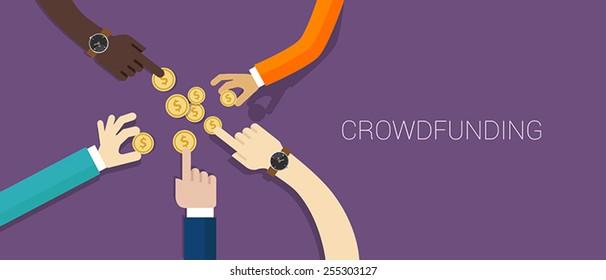 crowd funding money