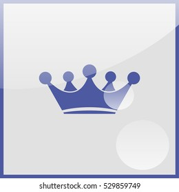 Crown illustration.
