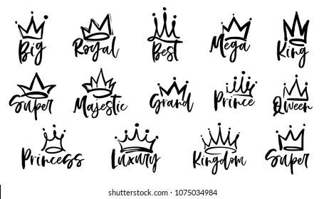 King And Queen Crown Images Stock Photos Vectors Shutterstock