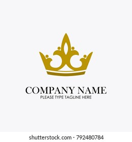 Crown Logo for Jewelry Company
