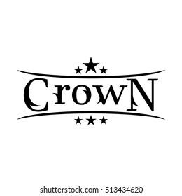 Crown logotype