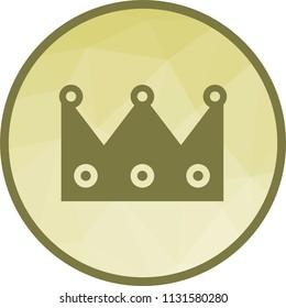 Crown, princess, king