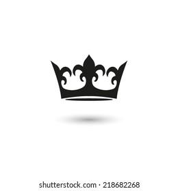 crown - vector icon