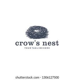 crow's nest logo