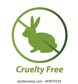 Cruelty Free Vector Icon
