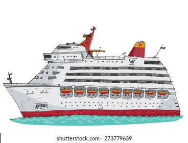cruise ship cartoon images  stock photos   vectors relax time clipart relax clipart black and white