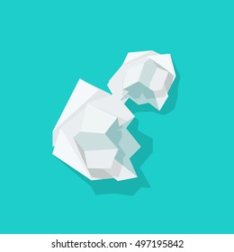 crumpled paper ball images, stock photos & vectors | shutterstock