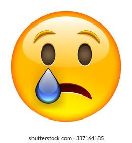 Sad Emoji Photos 62 199 Sad Stock Image Results Shutterstock