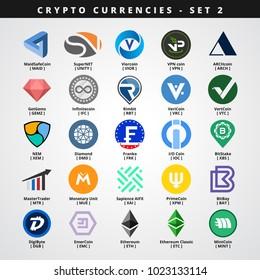 Cryptocurrencies - SET 2