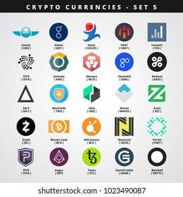 Cryptocurrencies - SET 5