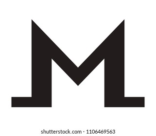 cryptocurrency monero symbol isolated icon