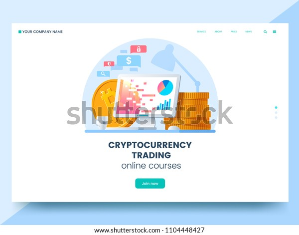 Online cryptocurrency trading course