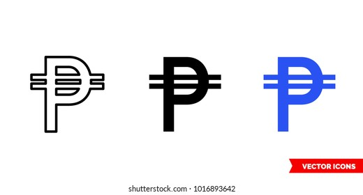 Peso Sign Images Stock Photos Vectors Shutterstock