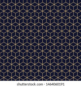 Cube geometric pattern vector file. Scaleable to any size. Can be use as a backgroun
