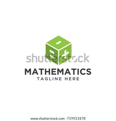 cube logo design template stock vector royalty free 719921878