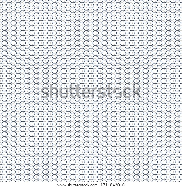 cube pattern background, seamless tiling with trending colors
