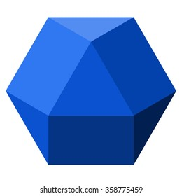 Cuboctahedron, vector equilibrium, sacred geometry, platonic solid