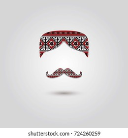 Culture Cap Mustache