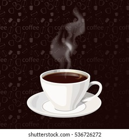 cup of coffee Americano