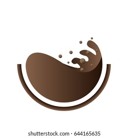 Cup of coffee logo