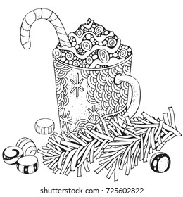 Coffee Print Work in Progress | Coloring pages, Printable coloring ... | 280x260