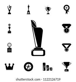 cup icon. Detailed set of Sucsess and awards icons. Premium quality graphic design sign. One of the collection icons for websites, web design, mobile app on white background