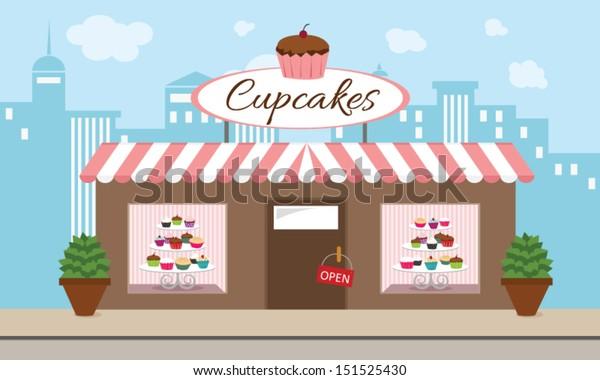 Cupcake Bakery