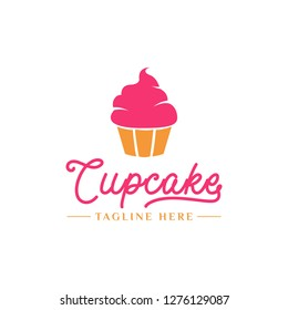 Cupcake logo design inspiration