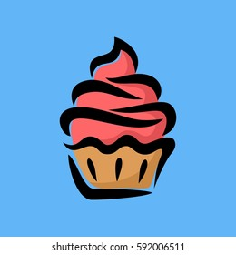 Cupcakes logo/icon