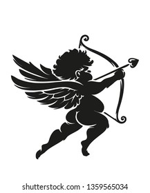 Cupid Love vector icon