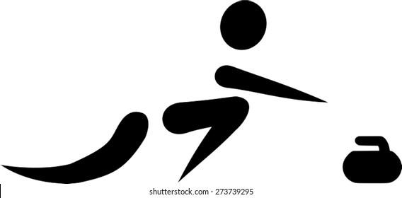 Curler Icon