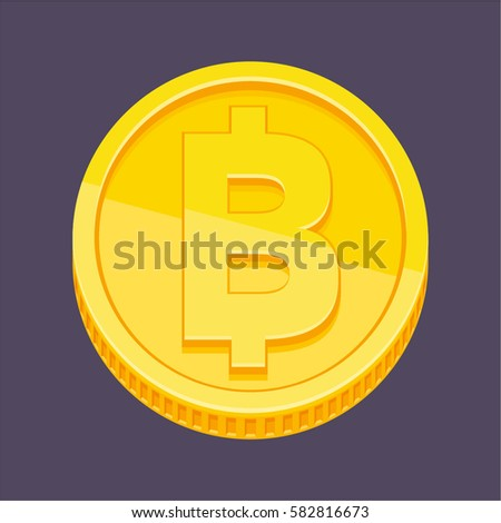 Currency Symbol Thai Baht Symbol On Stock Vector Royalty Free