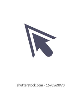 Cursor Icon for Graphic Design Projects