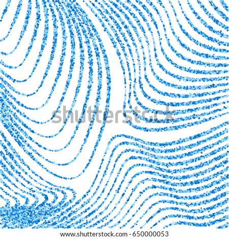 curved lines ripple vector background multiple stock vector royalty