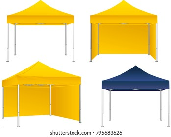 custom commercial tent for events