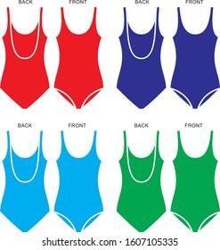 custom design swim suits