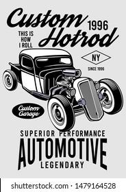 custom hotrod superior automotive legendary