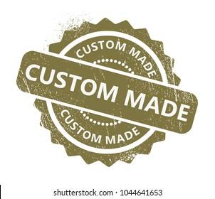 Custom Made Stamp
